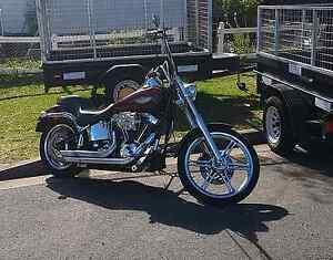 Harley Davidson 2003 softail deuce Bankstown Bankstown Area Preview