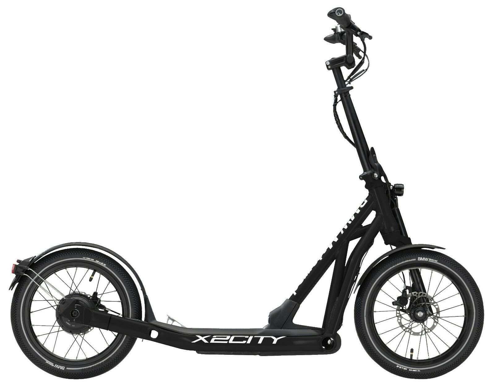 Original BMW X2 Elektro Cityroller E-Scooter BMW Motorrad Roller X2City Kettler