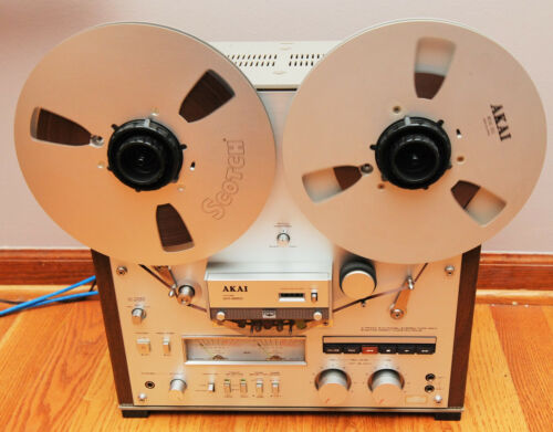 AKai GX-620 Reel To Reel Player Tested Works Great Excellent Condition