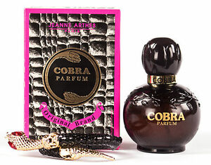 Jeanne Arthes Cobra 100ml EDP Eau De Parfum Spray for Women New and Sealed