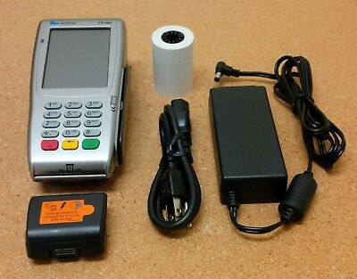 Verifone Vx 680 3g Wireless Credit Card Terminal M268-793-c6-usa-3 - Unlocked