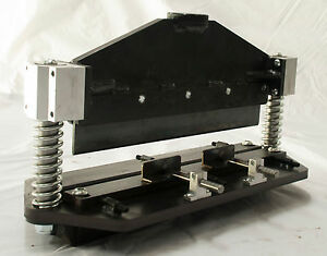 Press Brake attachment for hydraulic press- metal folder bender- 400mm width