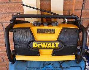 Dewalt Jobsite Radio/Charger Willetton Canning Area Preview