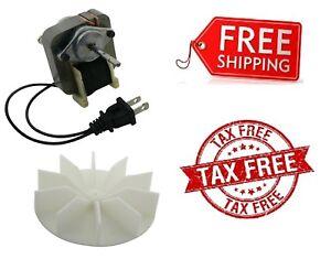 Electric Fan Bathroom Motor Replacement Exhaust Ventilation Bath Blower Vent Kit