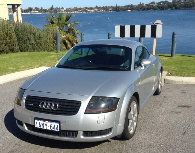 1999 Audi Tt Coupe Cars Vans Utes Gumtree Australia Nedlands