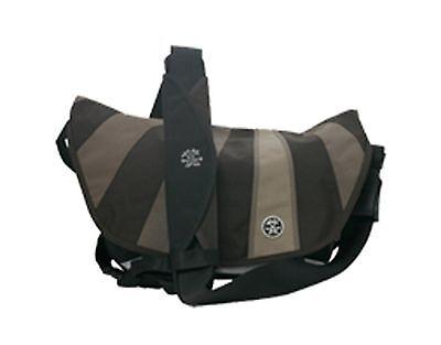 Crumpler The Barney Rustle Blanket Messenger Bag (black/brown/lt brown/oatmeal)