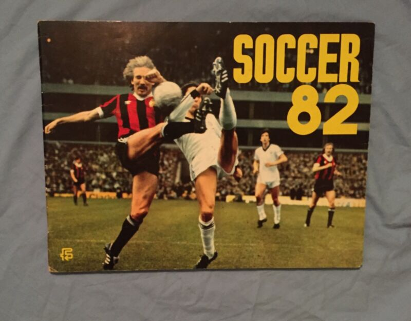 Complete & Lovely Fks 82 Soccer Personal Collection