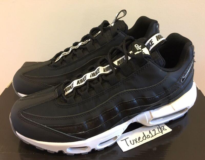 buy popular d01e6 4c72e DS Nike Air Max 95 sz8.5 Black White Cool Grey 1 90