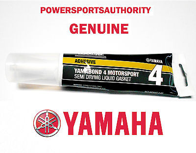 Yamaha Yamalube Yamabond Motorsports Semi Drying Liquid Gasket ACC-BOND4-MC-00