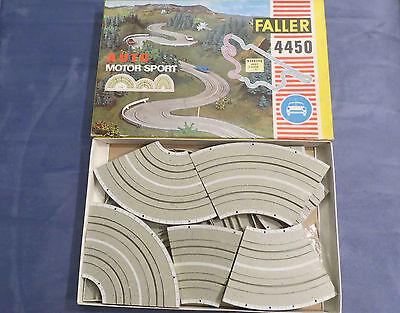 Faller AMS 4450 -- Kurvenset für Nürburgring in OVP !