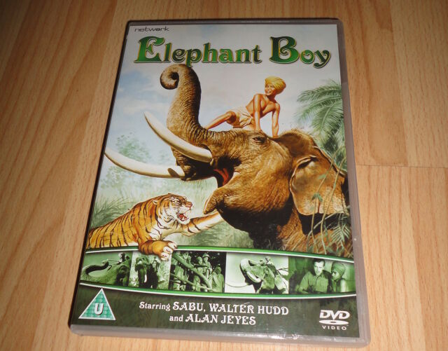 Elephant Boy (DVD) Walter Hudd