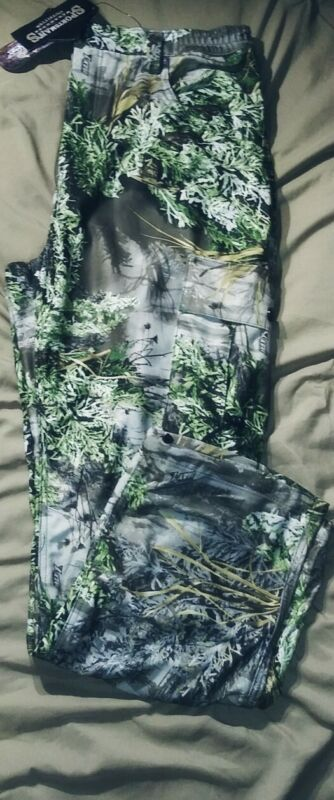 Sportsman Warehouse Outfitter Real Tree Max 1 Camouflage Pants Size Large NWT