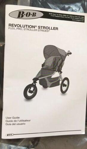 BOB 2016 Revolution Flex Stroller - Black