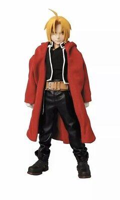 45RAH Real Action Heroes Fullmetal Alchemist Edward Elric 1/6 Scale Figure  Real Action Hero Figure