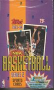 1993-94 Basketball Box