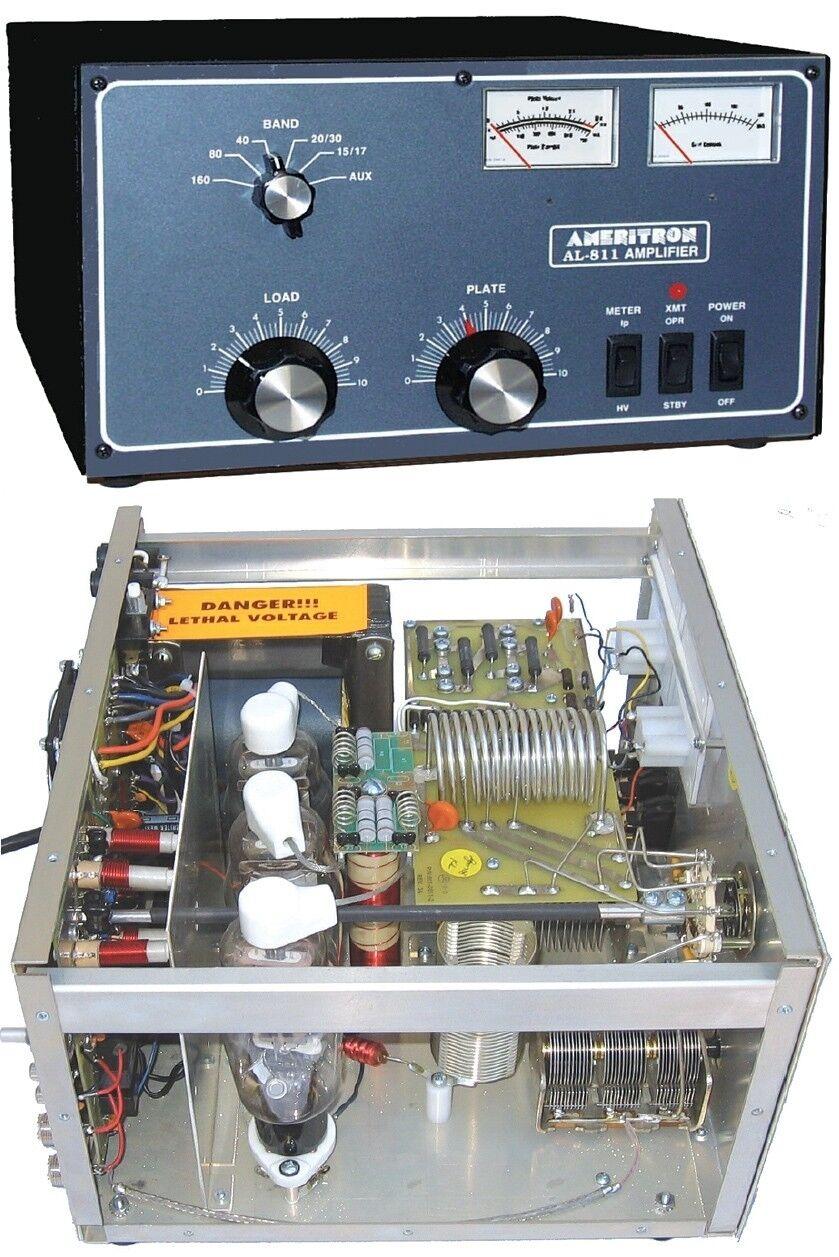 ameritron al   hf linear amplifier ebay