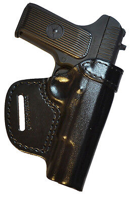 Tokarev TT,  Zastava M57 / M70A (OWB) gun holster, genuine leather RH    s1025bl, used for sale  Shipping to United States