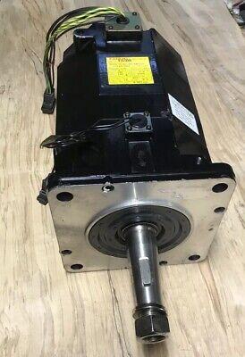 Fanuc A06b-0142-b6750006a122000186v 2000rpm Ac Servo Motora860-0360-t201cm