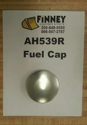John Deere 350 450 Fuel Cap Ah539r Dozer Loader Jd New Plainearly Serial