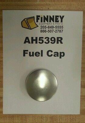 John Deere 350 450 Fuel Cap Ah539r Dozer Loader Jd New Plainearly Serial