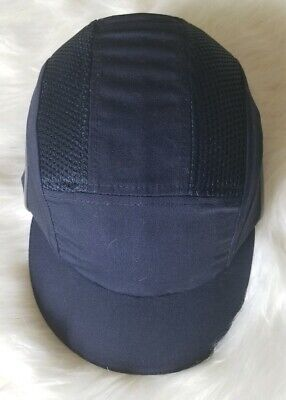 Jsp Hardcap A1 Bump Cap Navy Blue Low-profile Baseball Style New Without Tags