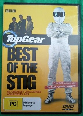 TOP GEAR Best Of The Stig DVD PROMO 2006 BBC TV Series Free