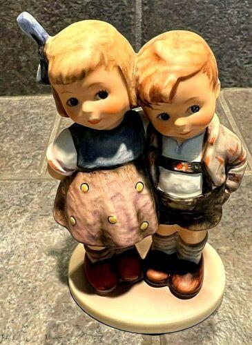 "Hummel Goebel ""Little Pair"" Boy and Girl"
