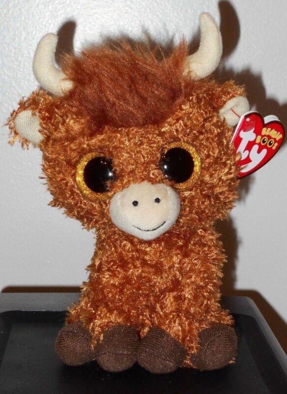 02b04215a87 Ty Beanie Boos - ANGUS the Highland Cow 6