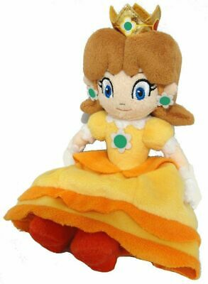 Super Mario Bros. Princess Daisy Plush Doll Stuffed Animal Toy 7