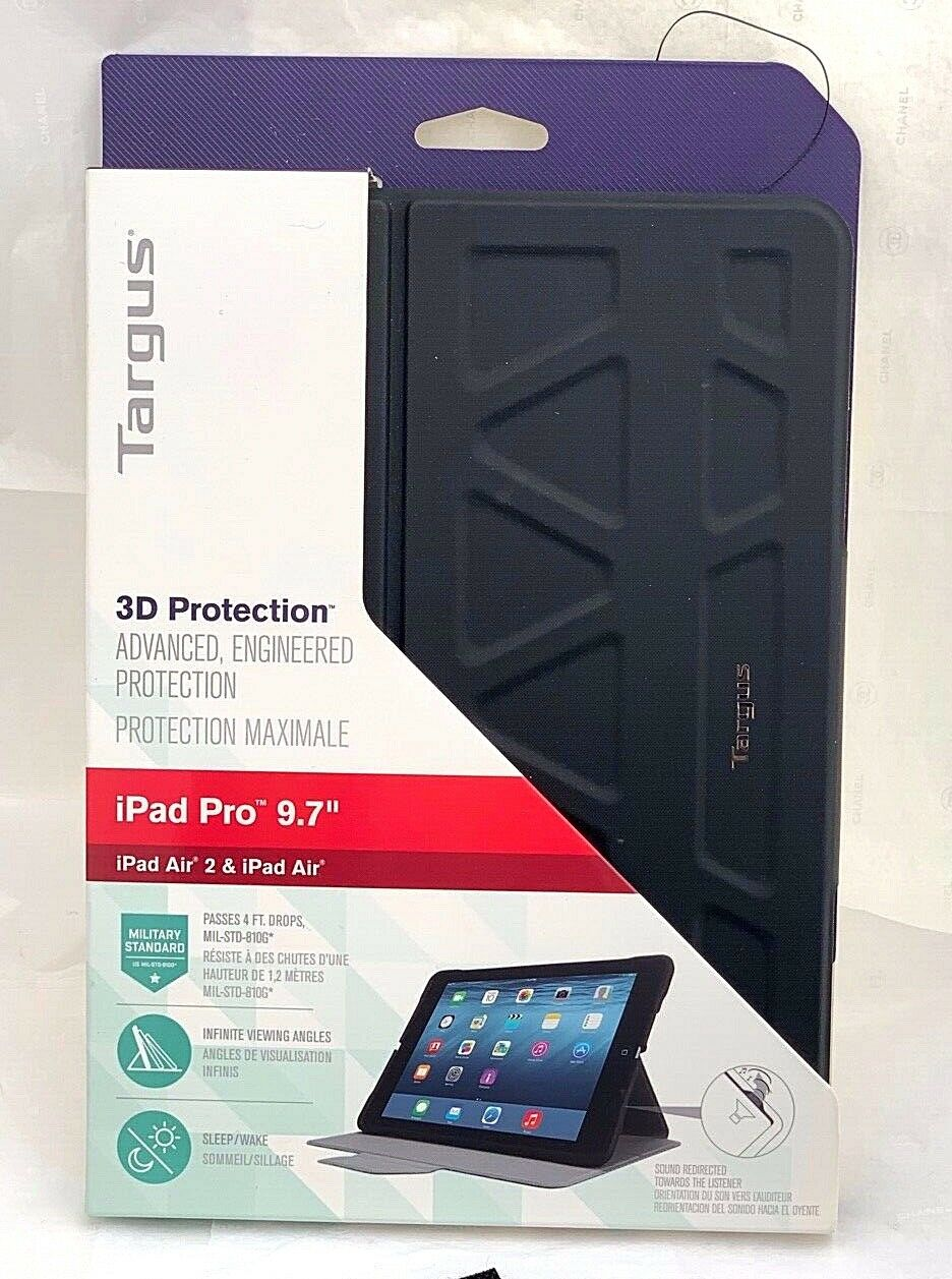 3D PROTECTION CASE FOR IPAD