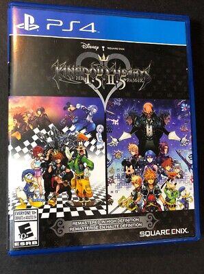 Usado, Kingdom Hearts HD ReMIX 1.5 + 2.5 (PS4) USED segunda mano  Embacar hacia Argentina