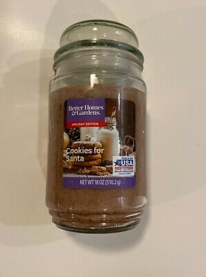 Cookies For Santa Candle - Better Homes & Gardens 18 Oz Large Jar