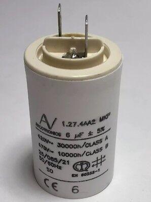New Genuine Arcotronics 1.27.4aa2 Mkp 6uf 420v 470v Capacitor