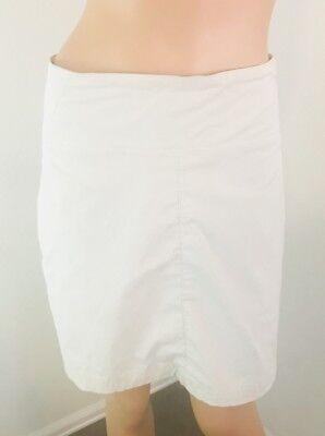 Royal Robbins Nylon Skort Skirt Shorts Size 14 Light Khaki ()