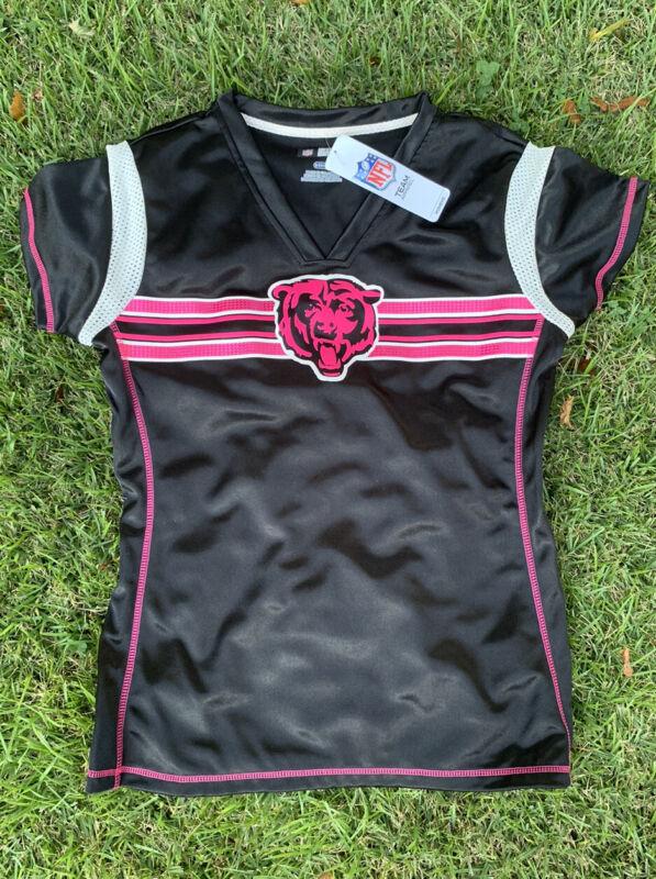 Chicago Bears Womens NFL Jersey Shirt Small