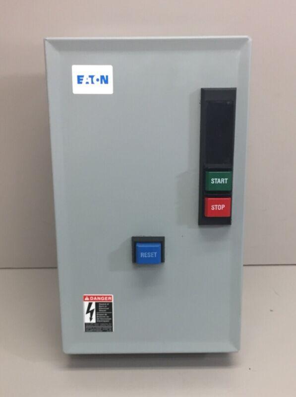 Eaton Magnetic Motor Starter ECX09C1CBA