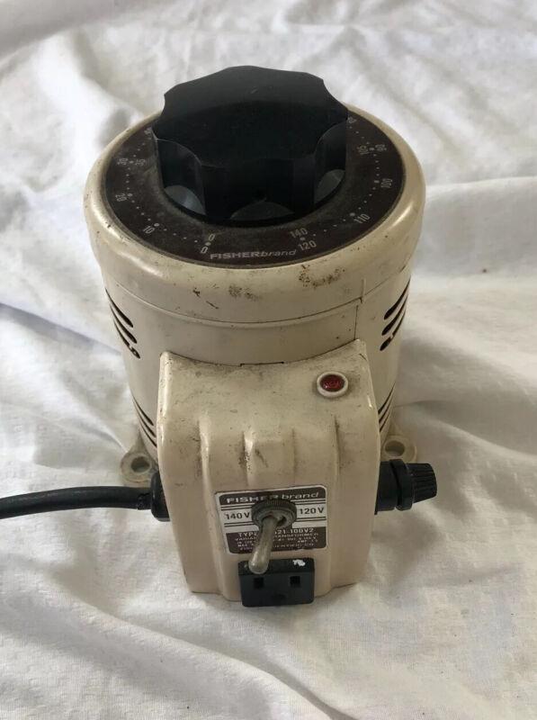 Fisher Brand 9-521-100v2 Variable Transformer