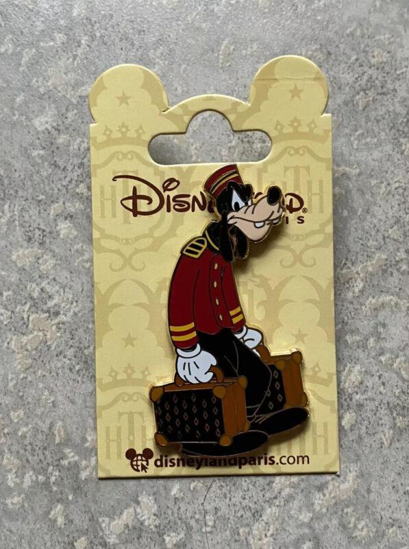 DLRP DLP Disney Land Paris Twilight Zone Tower Of Terror Goofy Pin TOT Bellhop