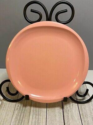 Boontonware Vintage Salad Plate No. 1104-8 3/8 USA Pink