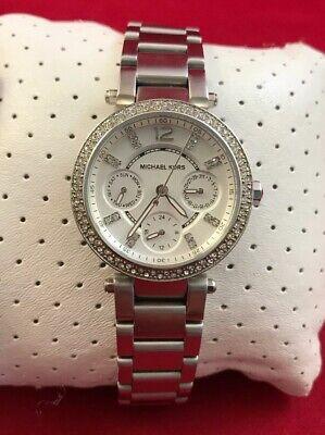 Women's Michael Kors Wrist Watch....Reloj de mujer marca Michael Kors