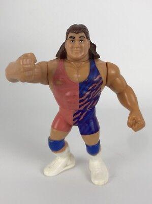 WWF WWE Scott Steiner Brothers Suplex Hasbro Figure Toy Series 9 1994 Wrestling