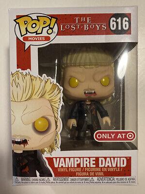 (Imperfect Box) Funko Pop! The Lost Boys Target Exclusive  - Vampire David #616