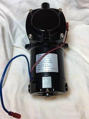 Maisi Dc 12v Brush Diaphragm Compressor Vacuum Pump 100w
