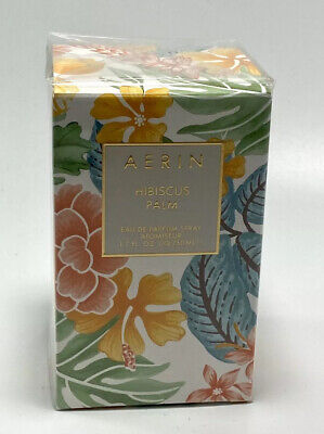 Aerin HIBISCUS PALM Eau De Parfum 1.7 oz / 50 ml Spray for Women New BNIB