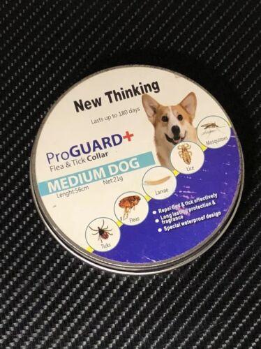 Proguard plus Flea & Tick Collar for Medium Dog  6 Month Pro
