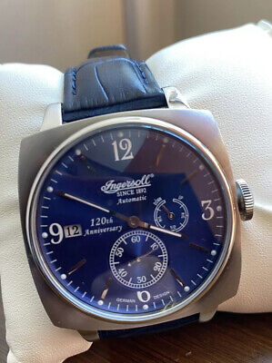 Mens Ingersoll Limited Edition 120th Anniversary Automatic IN8014 Watch