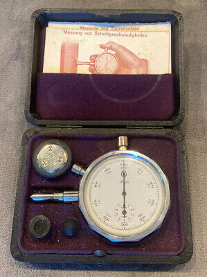 Vintage Hasler-tel Speed Indicator