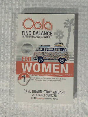 Oola: Oola for Women : Find Balance in an Unbalanced World--7 Key Areas of (Oola Find Balance In An Unbalanced World)