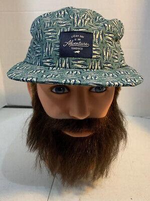 Toad & Co Admiral Cap Hat Fish Mens - Admiral Hats