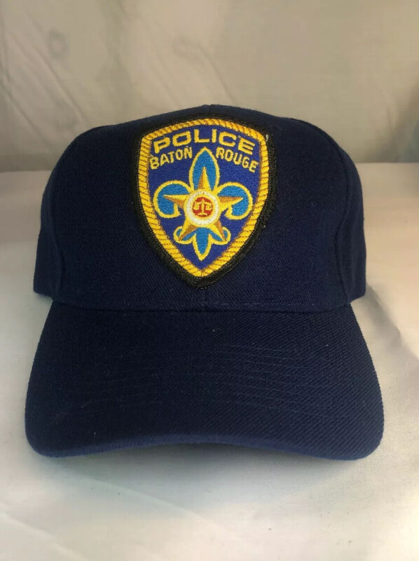 BATON ROUGE Louisiana POLICE DEPT. HAT PATCH